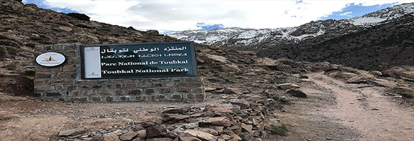 Ascension al Toubkal
